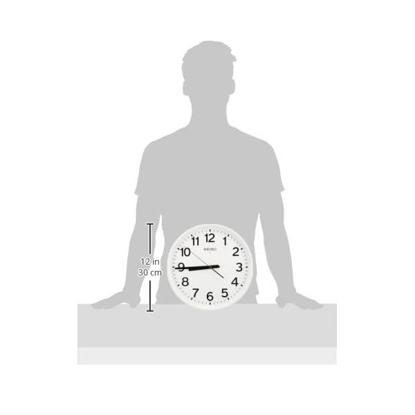 セイコー クロック 掛け時計 電波 アナログ ...の紹介画像6