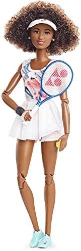 バービー(Barbie) 大坂なおみドール 【シグネチャーBLACK】 【着せ替え人形】GXL17