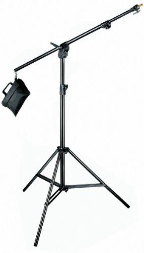 Manfrotto(マンフロット)『コンビブームスタンド黒(サンドバッグG100付)』