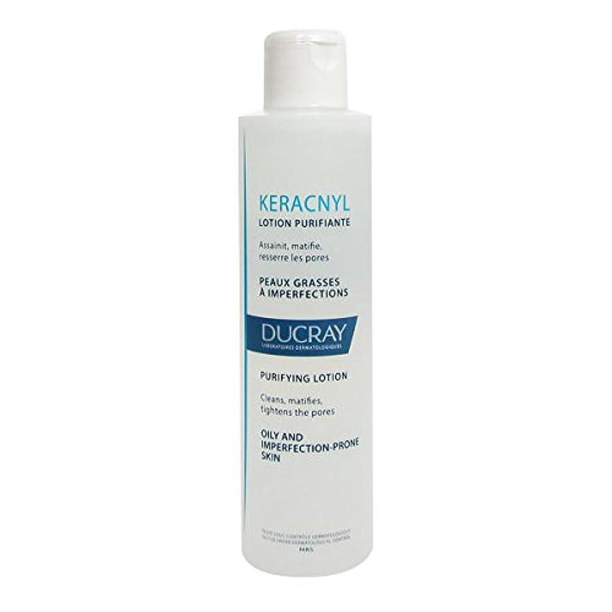 Ducray Keracnyl Purifying Lotion 200ml [並行輸入品]