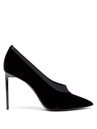 (サンローラン) SAINT LAURENT レザー ダービーシューズ・レディース シューズ・靴 ・Women`s Shoes (並行輸入品)