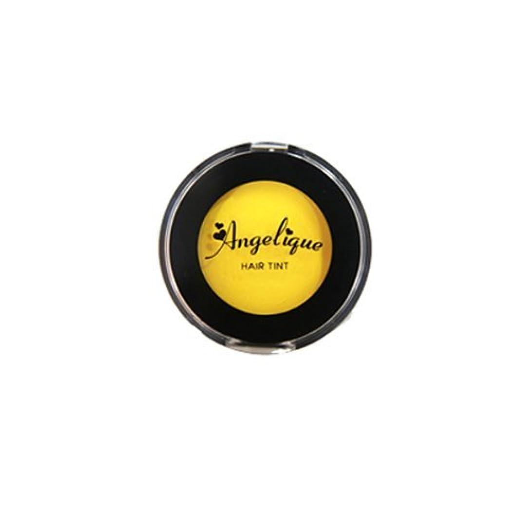 硬化する買収自動Angelique(アンジェリーク) ヘアチョーク ティント TINT ヘアカラーチョーク パウダータイプ イエロー