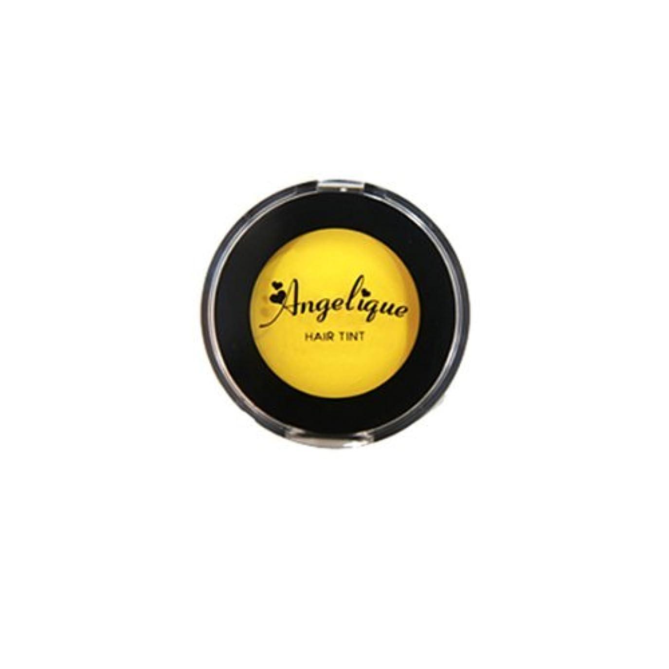 ストレッチ好意的まっすぐにするAngelique(アンジェリーク) ヘアチョーク ティント TINT ヘアカラーチョーク パウダータイプ イエロー