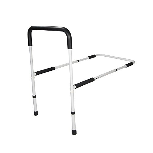 Drive Medical Adjustable Height Home Bed Assist Handle by Drive Medical
