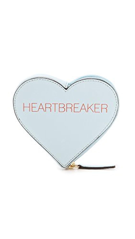 (レベッカミンコフ) Rebecca Minkoff Heart レディーズ ポーチ 小銭入れ Ladies Pouch Coin Purse (Heartbreaker (Ice Blue)) [並行輸入品]