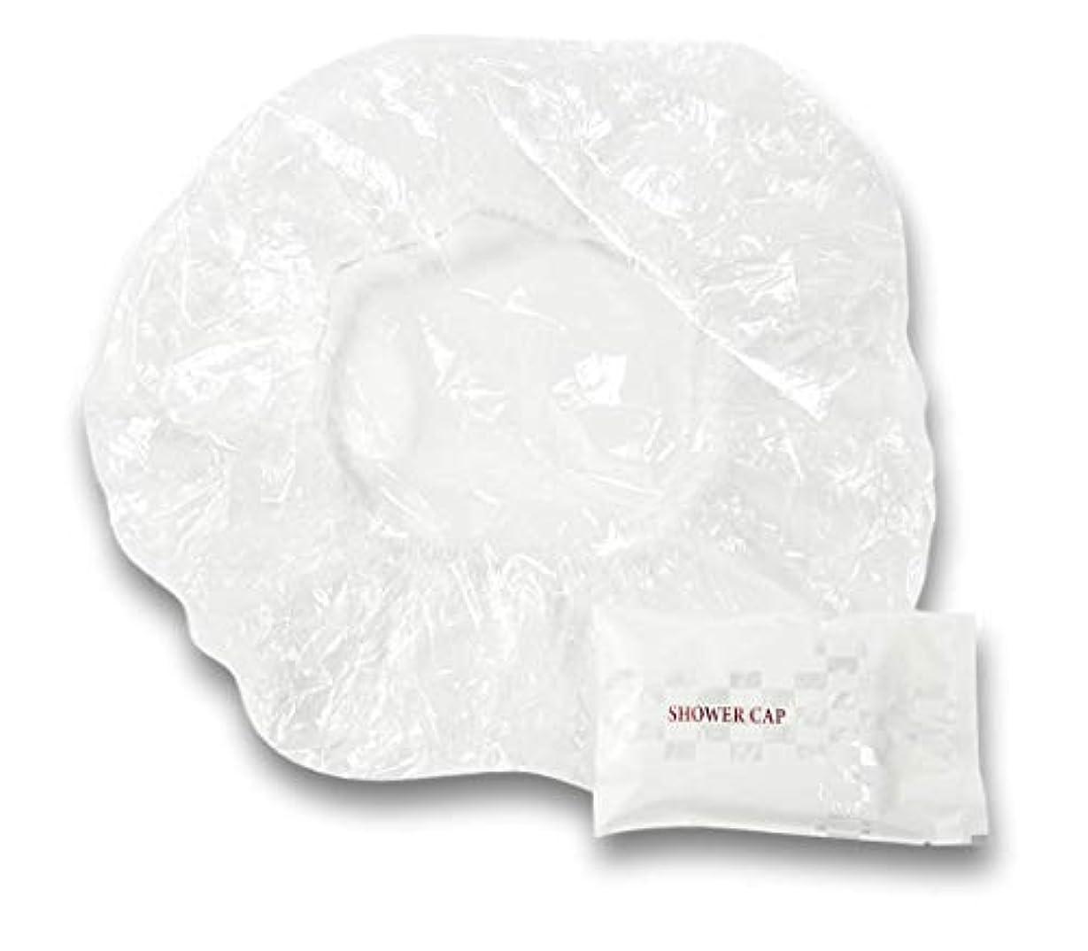 ラフレシアアルノルディ呼吸するアミューズラティス シャワーキャップ 業務用 個別包装100入り 使い捨てキャップ