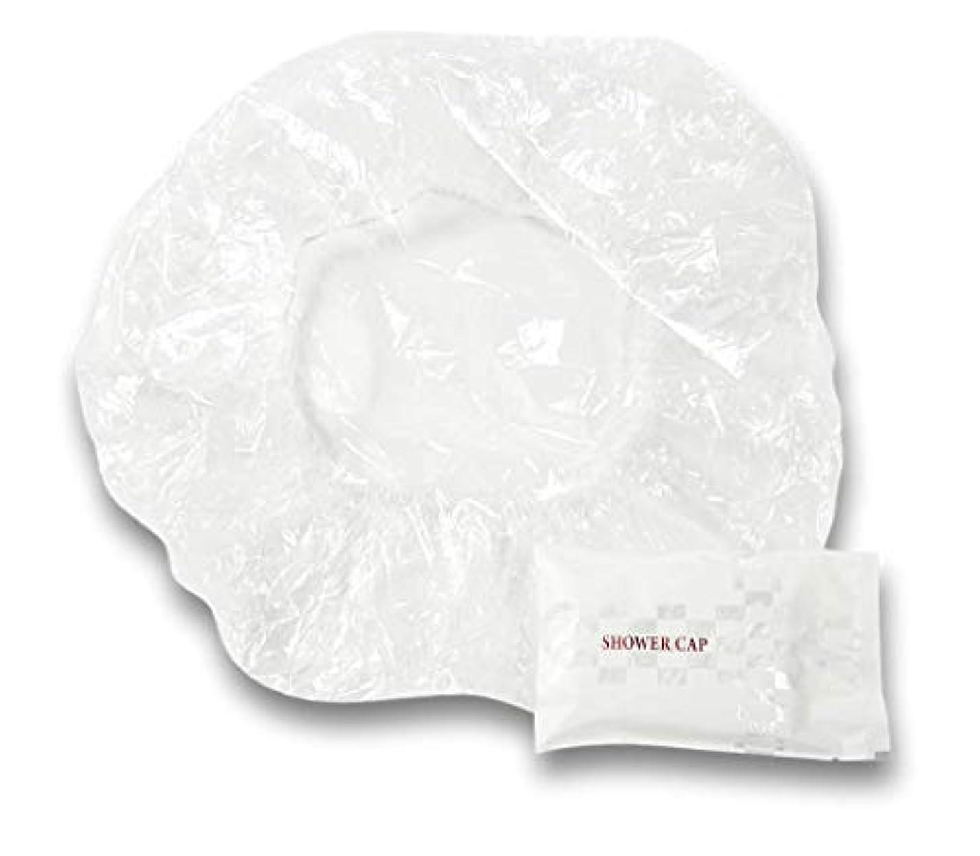 誰か障害レガシーラティス シャワーキャップ 業務用 個別包装100入り 使い捨てキャップ