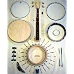 Gold Tone MC-KIT(RES) Kit 5 String Banjo Kit (Resonator) [並行輸入品]