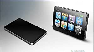 エンジンキー連動タイプ!保証付き!機能満載!2012年度版マップ+ワンセグ+Bluetooth!8GB-5インチポータブルナビ!FIELDOVENオリジナル