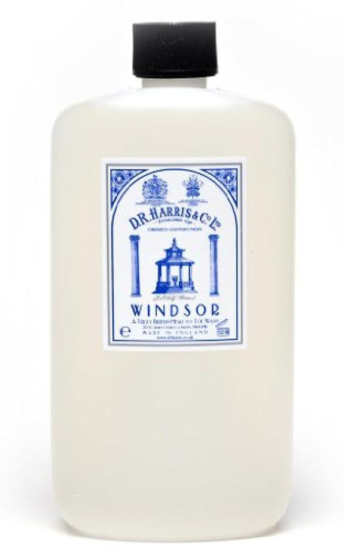 新年追放するフォアタイプD.R.Harris & Co Windsor Head To Toe Body Wash 100ml