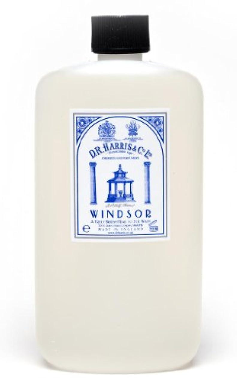 寛大さ宿命病院D.R.Harris & Co Windsor Head To Toe Body Wash 100ml