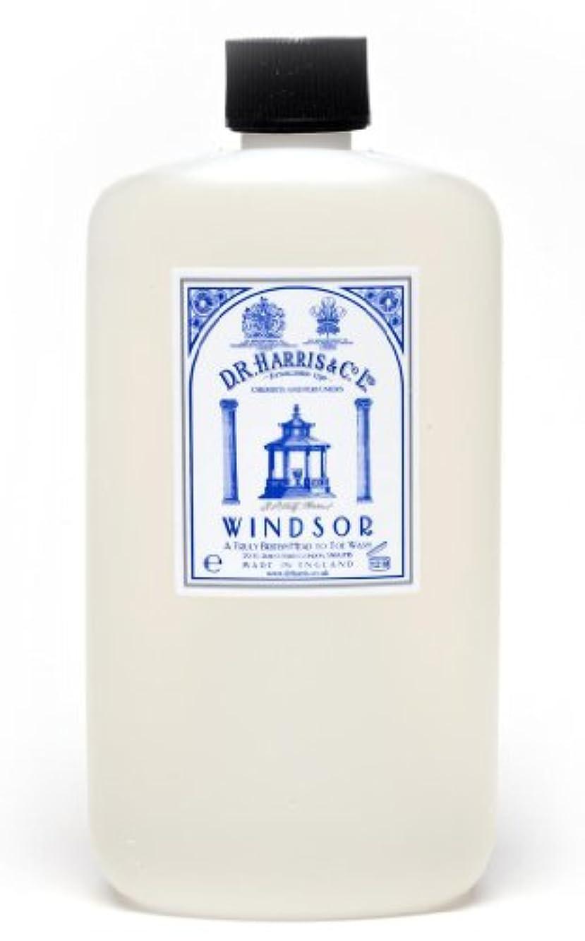 試み感性臭いD.R.Harris & Co Windsor Head To Toe Body Wash 100ml