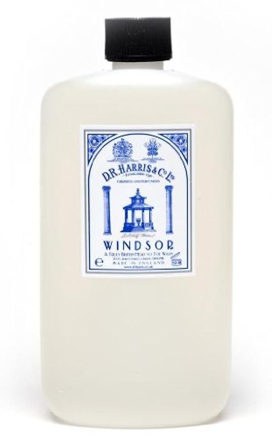 キャンドル不健全事D.R.Harris & Co Windsor Head To Toe Body Wash 100ml
