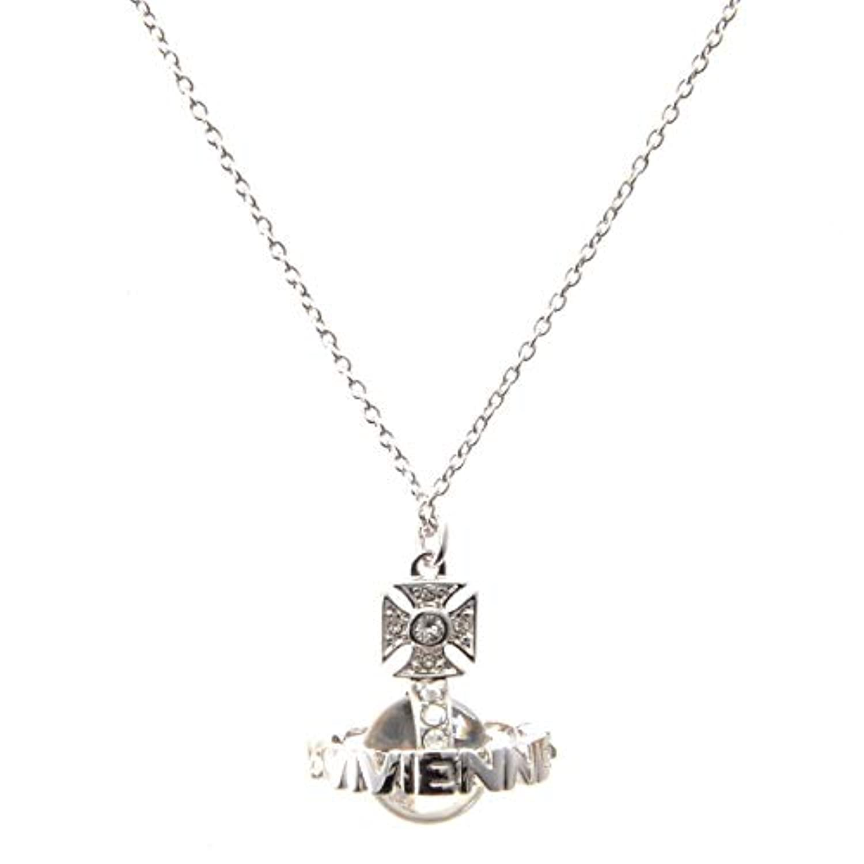 Vivienne Westwood(ヴィヴィアンウエストウッド) ネックレス スモールオーブ PAISLEY SMALL ORB ネックレス 752572B1 0015 0040 [並行輸入品]