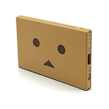 cheero Power Plus 4200mAh DANBOARD plate 超薄超軽量型 モバイルバッテリー iPhone&Android対応 CHE-055