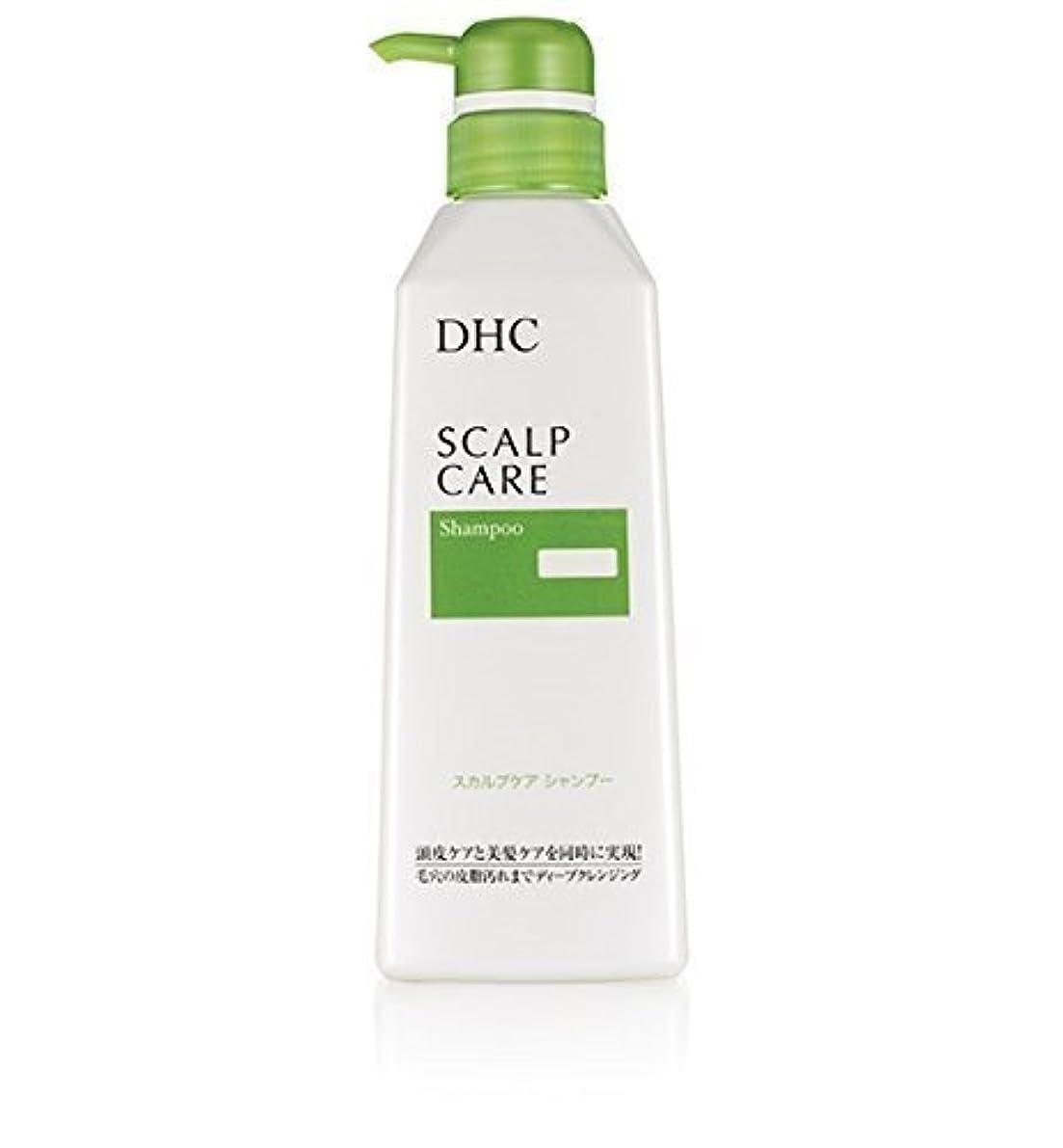 ピンポイント懺悔したい【医薬部外品】 DHC 美容相談室 DHC 薬用 スカルプケア シャンプー 550mL