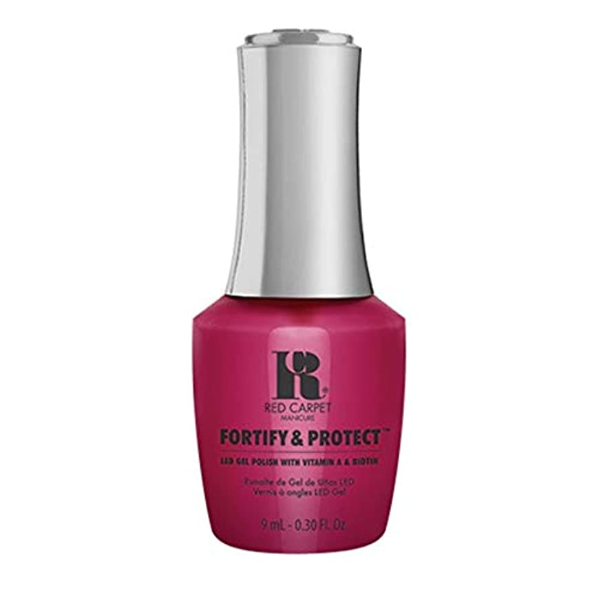 流用する公苦味Red Carpet Manicure - Fortify & Protect - Film Debut - 9ml / 0.30oz