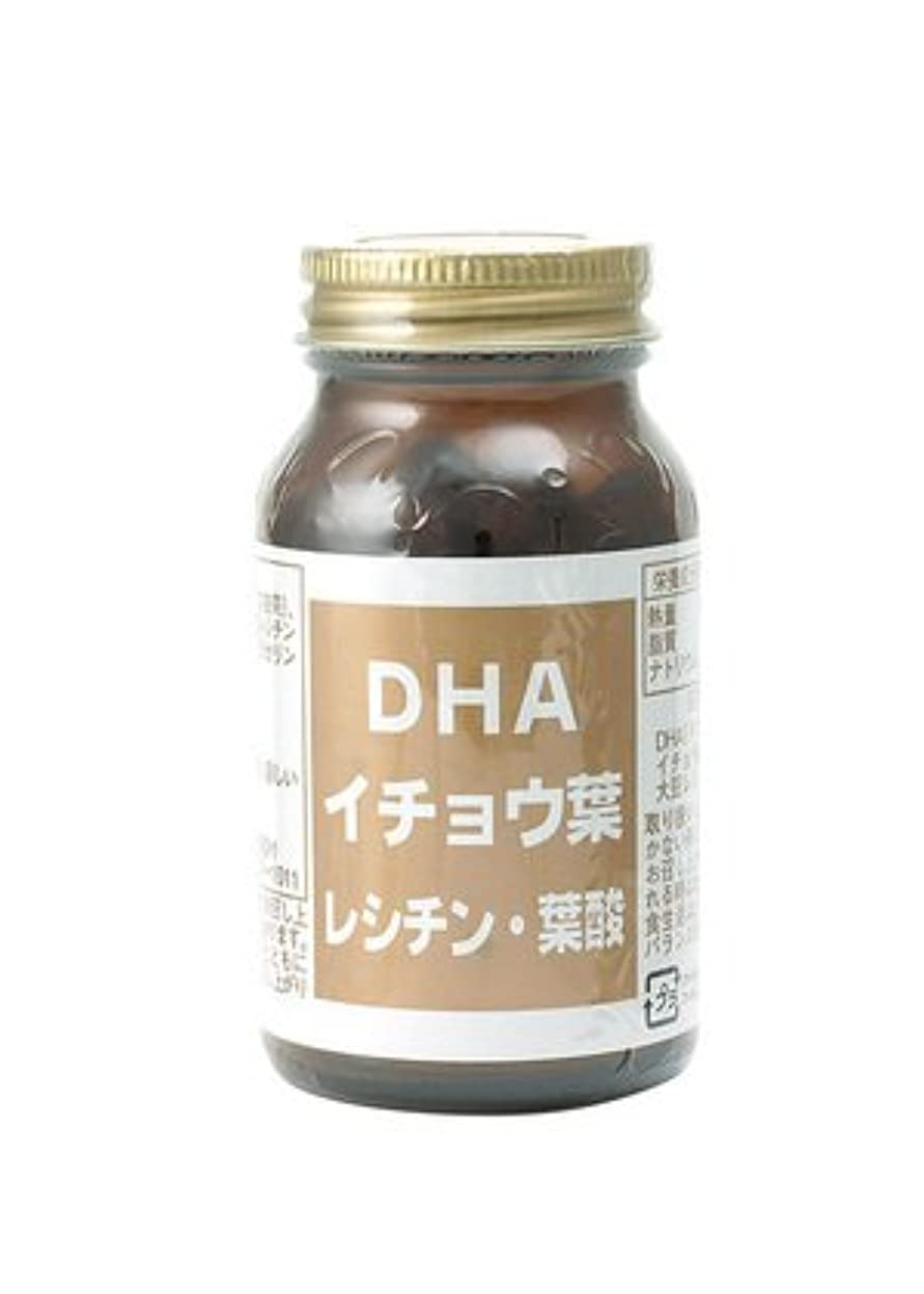 テラス動揺させる現れるDHA イチョウ葉 大豆レシチン 葉酸 配合 DHA 56.4g