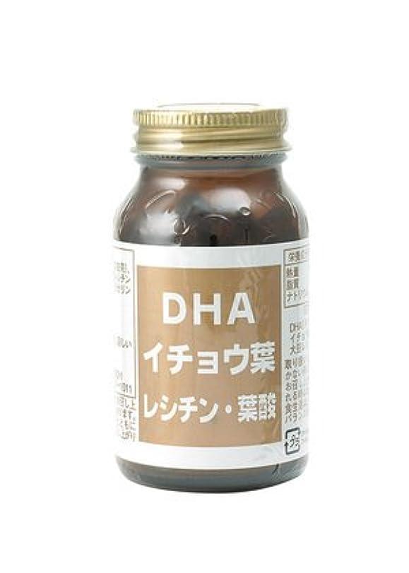 出します独裁者代理人DHA イチョウ葉 大豆レシチン 葉酸 配合 DHA 56.4g