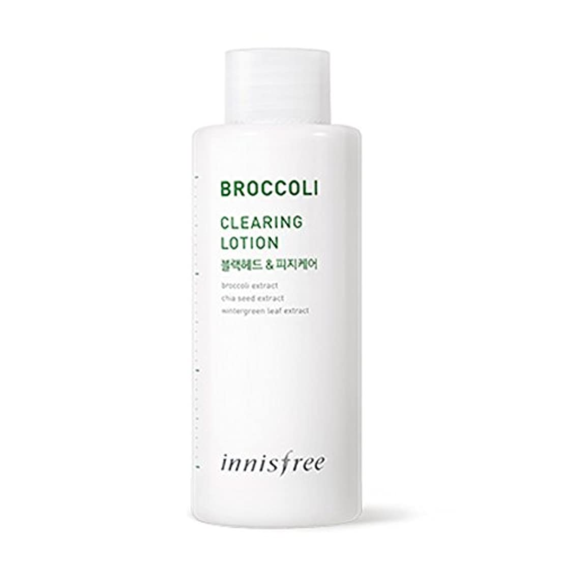 詩人過半数フリルイニスフリーブロッコリークリアリングローション(エマルジョン)130ml Innisfree Broccoli Clearing Lotion(Emulsion) 130ml [海外直送品][並行輸入品]