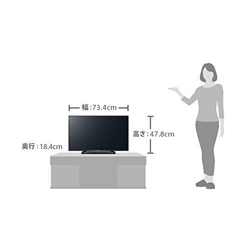 パナソニック 32V型 ハイビジョン 液晶テレビ VIERA TH-32D300