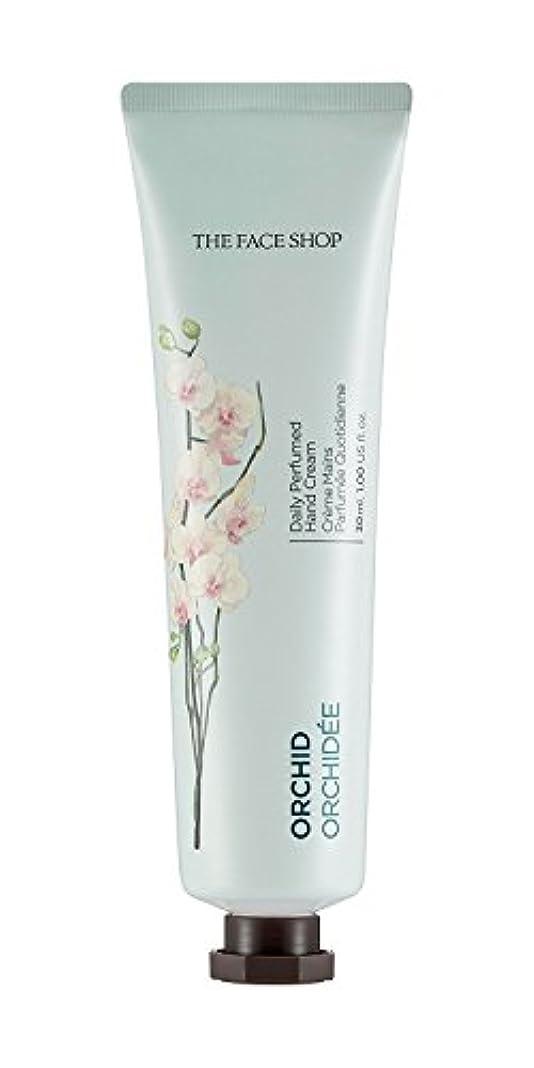 ホテル性別テープ[1+1] THE FACE SHOP Daily Perfume Hand Cream [09. Orchid] ザフェイスショップ デイリーパフュームハンドクリーム [09.オーキッド] [new] [並行輸入品]