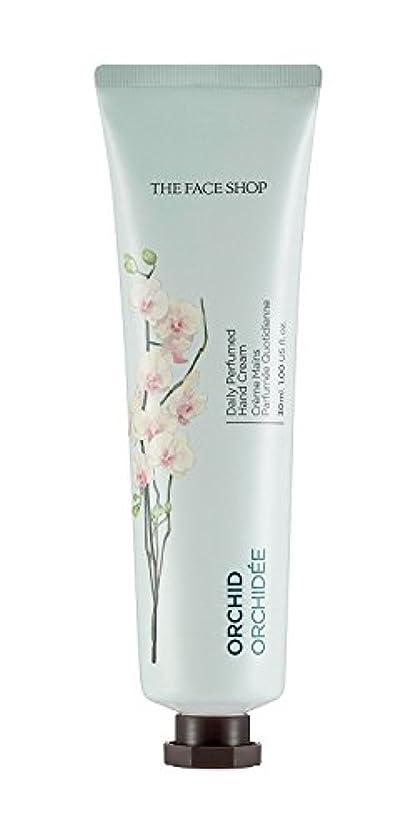 道を作る温かいトラクター[1+1] THE FACE SHOP Daily Perfume Hand Cream [09. Orchid] ザフェイスショップ デイリーパフュームハンドクリーム [09.オーキッド] [new] [並行輸入品]