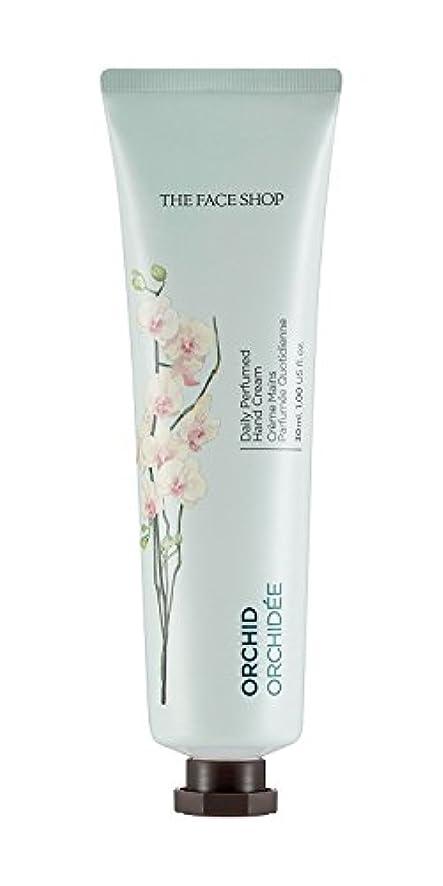 車両晩餐リッチ[1+1] THE FACE SHOP Daily Perfume Hand Cream [09. Orchid] ザフェイスショップ デイリーパフュームハンドクリーム [09.オーキッド] [new] [並行輸入品]
