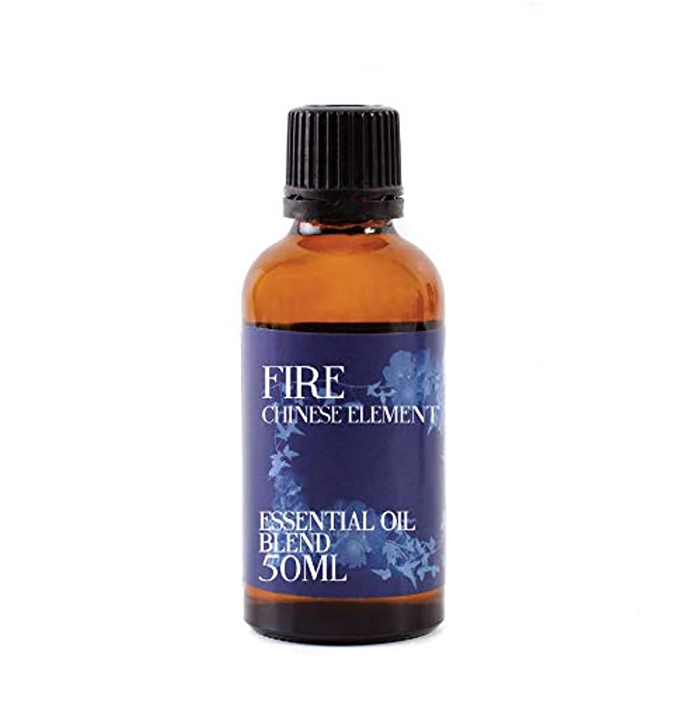 プロフェッショナル抜粋今晩Mystix London | Chinese Fire Element Essential Oil Blend - 50ml
