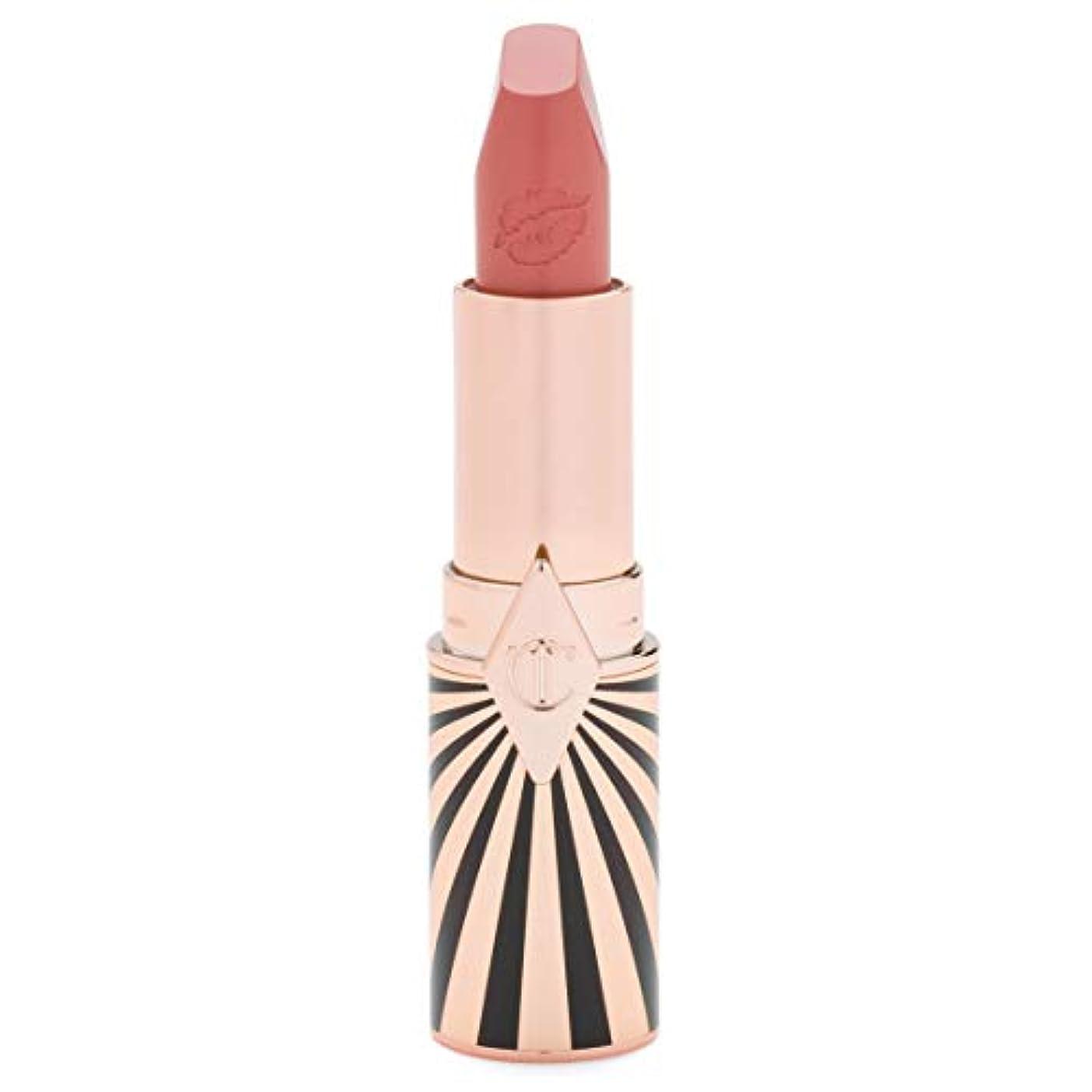 冷淡なシングルミュートCharlotte Tilbury Hot Lips 2 In love with Olivia Limited Edition シャーロット?ティルベリー
