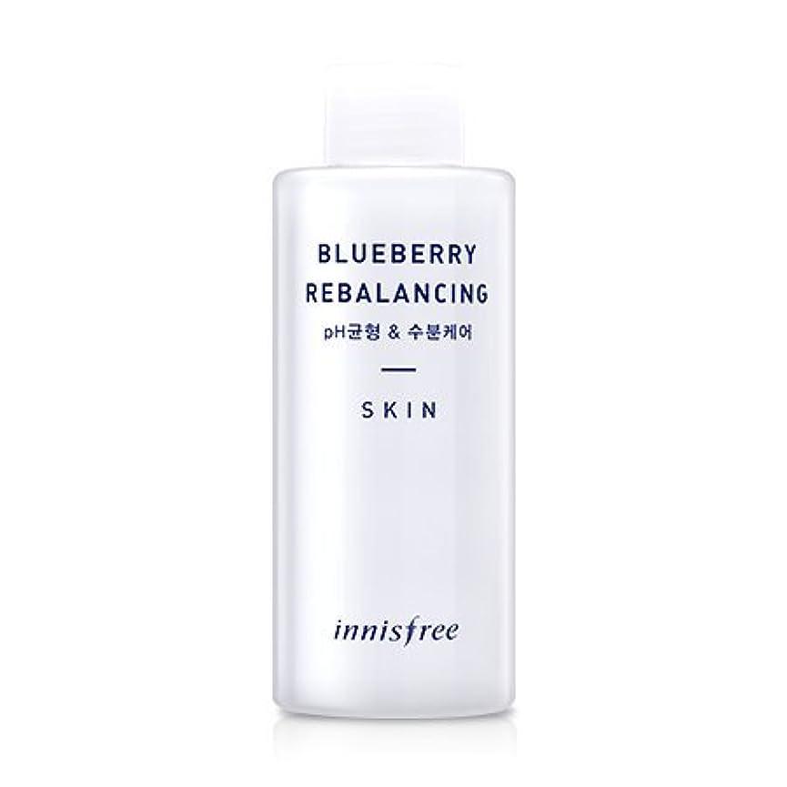 調整緊張するイライラする[innisfree(イニスフリー)] Super food_ Blueberry rebalancing skin (150ml) スーパーフード_ブルーベリーリベルロンシンスキン[並行輸入品][海外直送品]