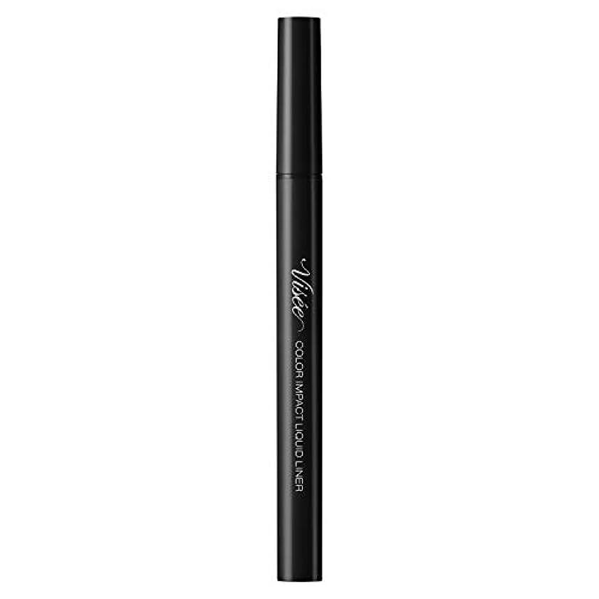 惨めなサーマル盲信ヴィセ リシェ カラーインパクト リキッドライナー ブラック BK001 0.4mL