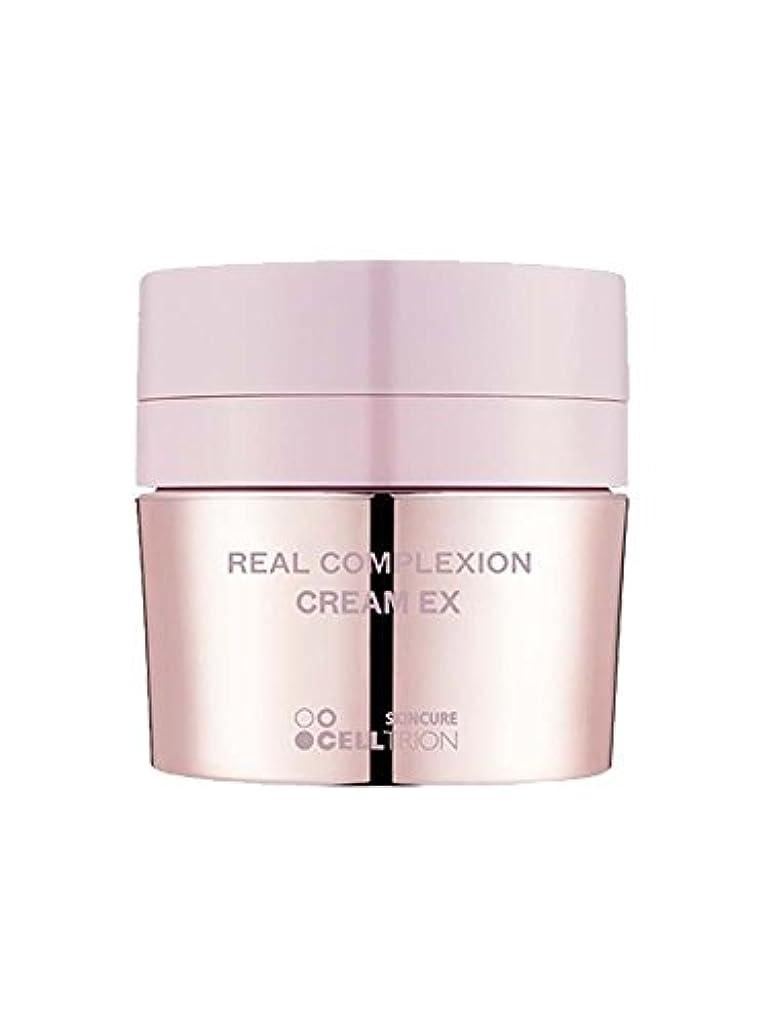 バレル歩道バレルHANSKIN Real Complexion cream EX 50ml/ハンスキン リアル コンプレクション クリーム EX 50ml [並行輸入品]
