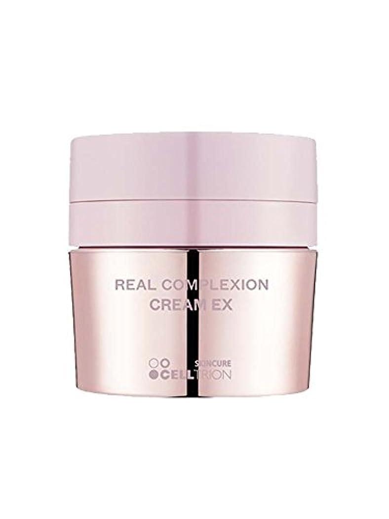 薄汚い迅速家族HANSKIN Real Complexion cream EX 50ml/ハンスキン リアル コンプレクション クリーム EX 50ml [並行輸入品]
