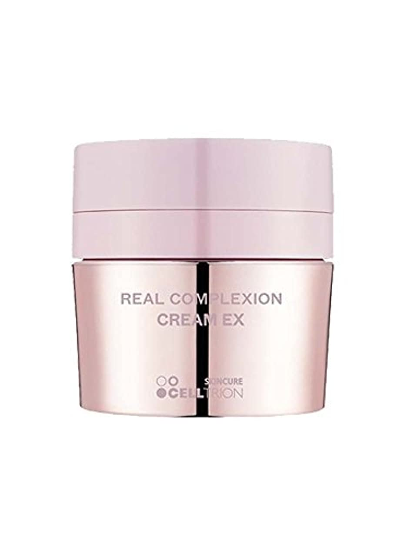 硬さ黒人費用HANSKIN Real Complexion cream EX 50ml/ハンスキン リアル コンプレクション クリーム EX 50ml [並行輸入品]