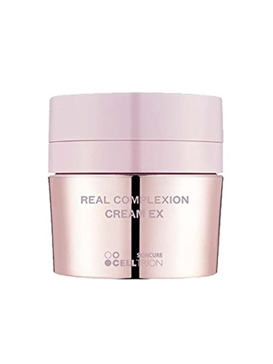 マトロンファントム確認HANSKIN Real Complexion cream EX 50ml/ハンスキン リアル コンプレクション クリーム EX 50ml [並行輸入品]