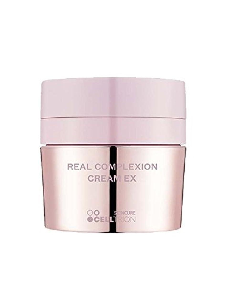 リスナー契約した導体HANSKIN Real Complexion cream EX 50ml/ハンスキン リアル コンプレクション クリーム EX 50ml [並行輸入品]
