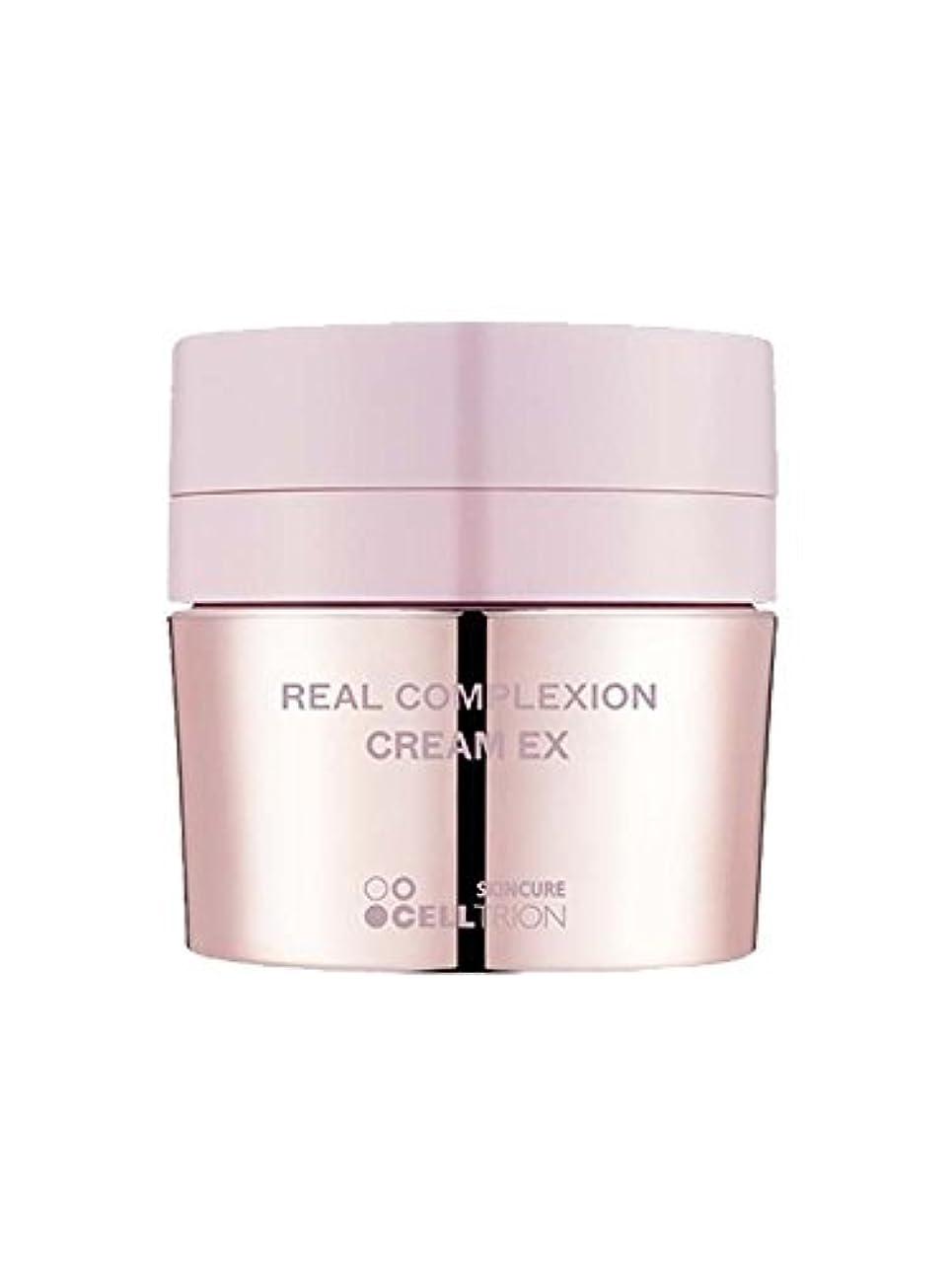 茎興奮するブッシュHANSKIN Real Complexion cream EX 50ml/ハンスキン リアル コンプレクション クリーム EX 50ml [並行輸入品]