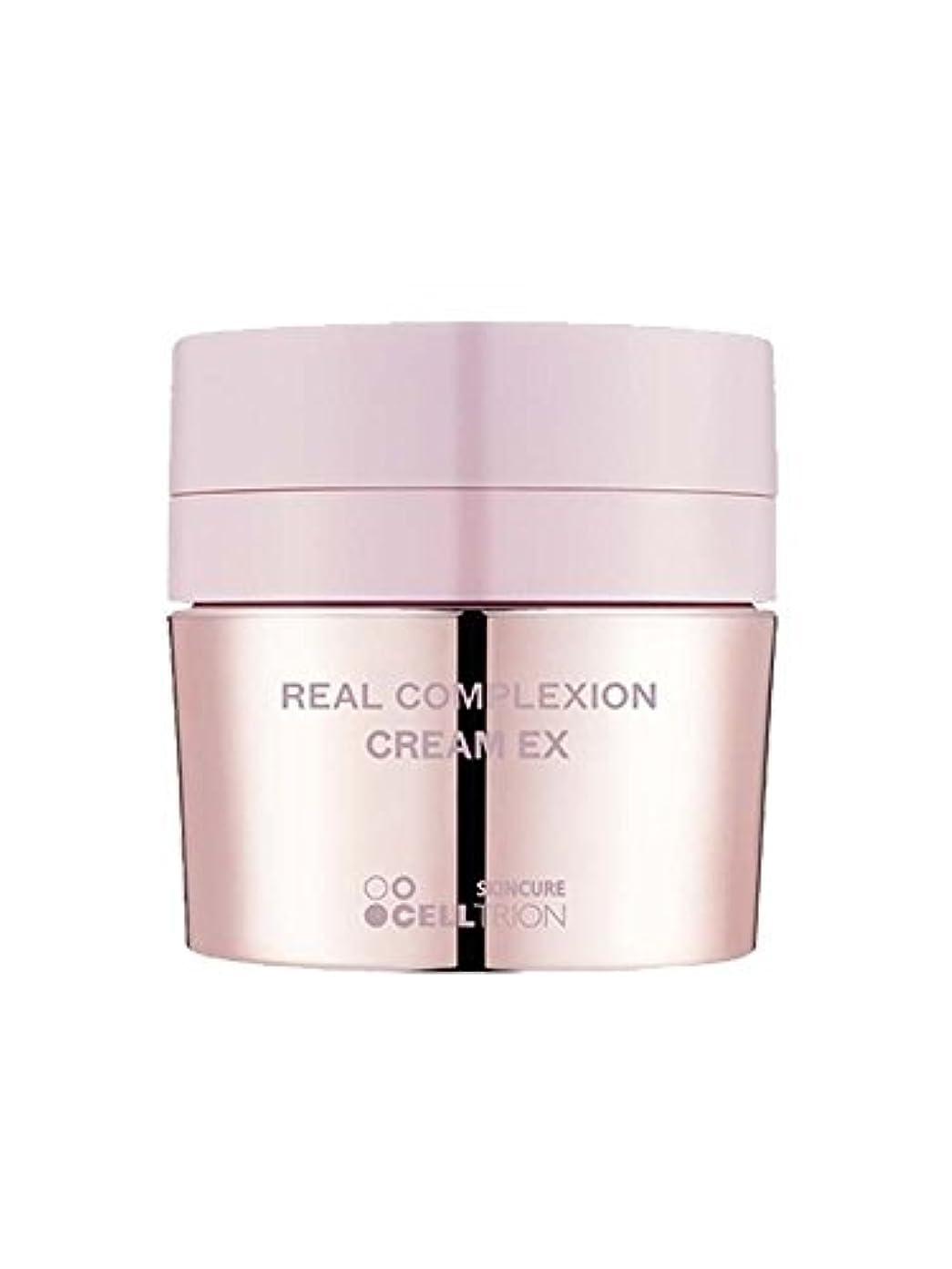 豊かにするビジター鉱石HANSKIN Real Complexion cream EX 50ml/ハンスキン リアル コンプレクション クリーム EX 50ml [並行輸入品]