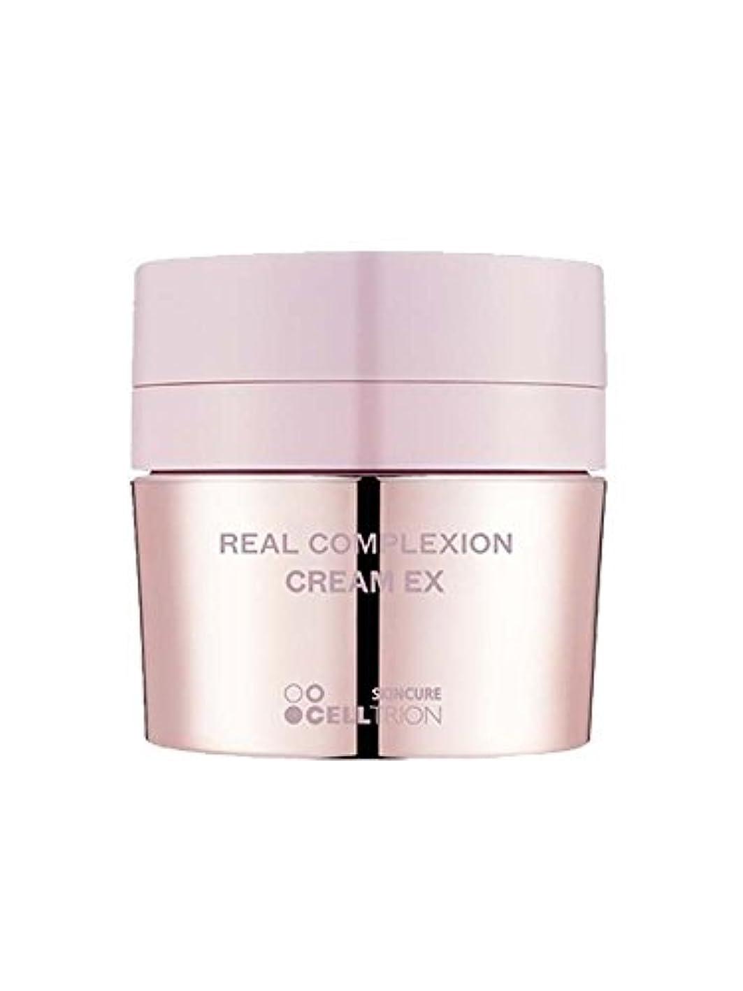 第四ストレスの多いいじめっ子HANSKIN Real Complexion cream EX 50ml/ハンスキン リアル コンプレクション クリーム EX 50ml [並行輸入品]