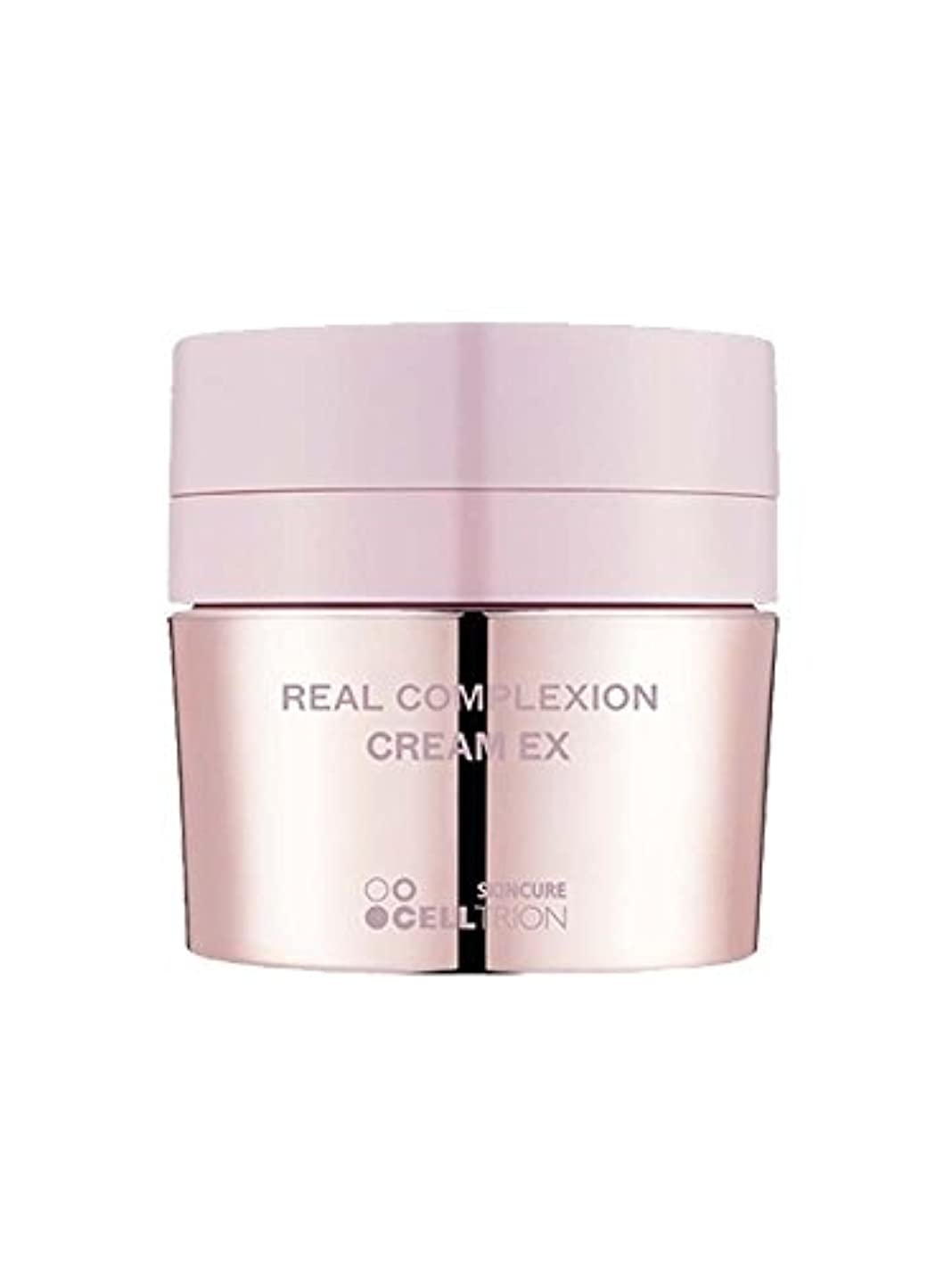 ハーネス下に修正するHANSKIN Real Complexion cream EX 50ml/ハンスキン リアル コンプレクション クリーム EX 50ml [並行輸入品]