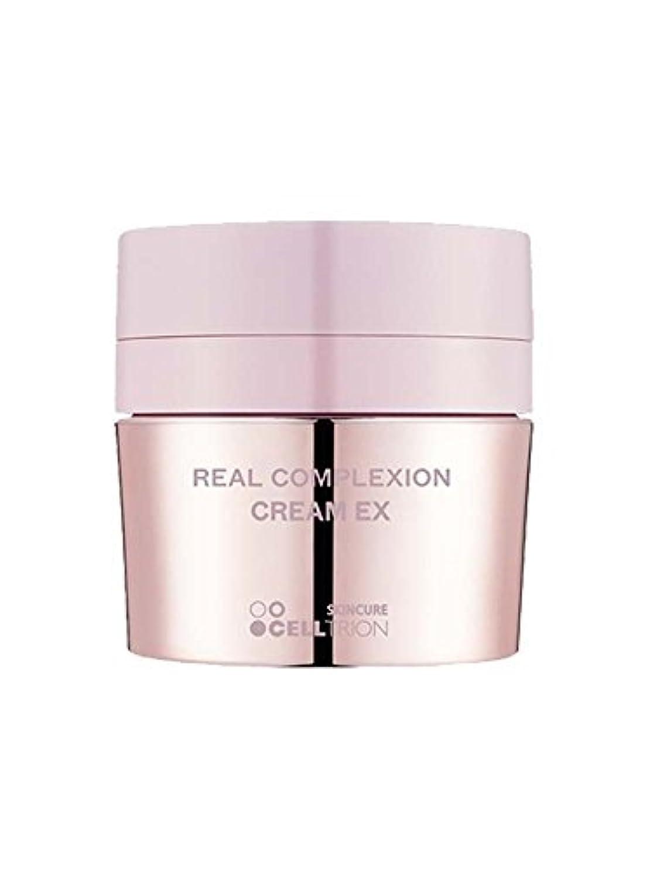 私のスーパー否定するHANSKIN Real Complexion cream EX 50ml/ハンスキン リアル コンプレクション クリーム EX 50ml [並行輸入品]