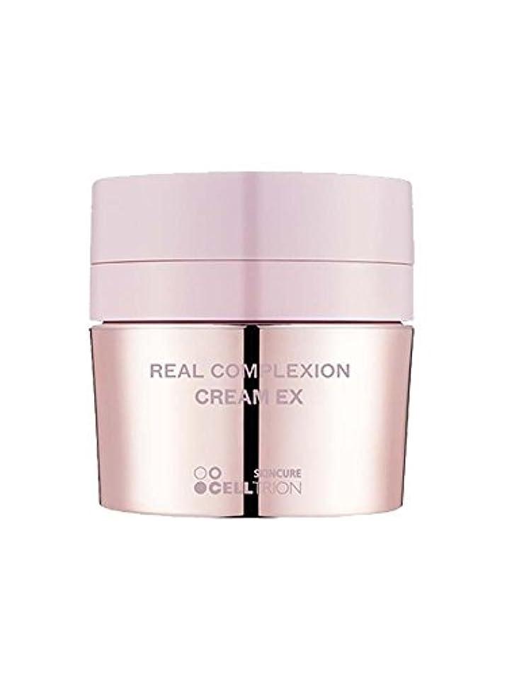 懲らしめドラム不倫HANSKIN Real Complexion cream EX 50ml/ハンスキン リアル コンプレクション クリーム EX 50ml [並行輸入品]