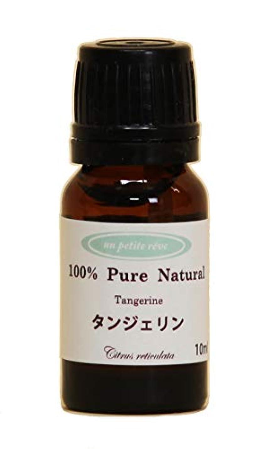 リネン仲介者一貫したタンジェリン  10ml 100%天然アロマエッセンシャルオイル(精油)