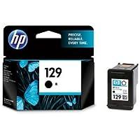 (まとめ) HP129 プリントカートリッジ 黒 C9364HJ 1個 【×3セット】