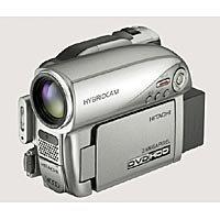 日立製作所 DVD+HDDビデオカメラ[ハイブリッドカム Wooo] DZ-HS903