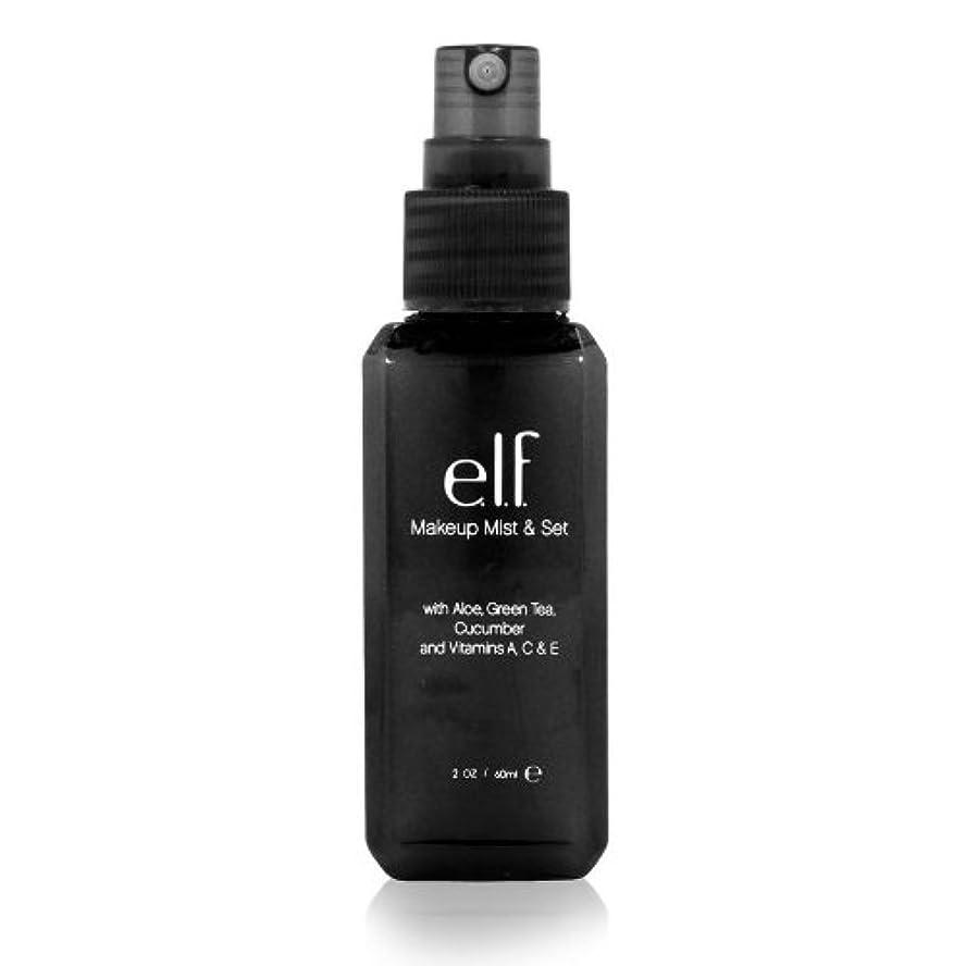 促進する熟読競争力のあるe.l.f. Studio Makeup Mist & Set - Clear (並行輸入品)