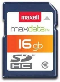 東芝 SDHC 16GB Class10 海外パッケージ品