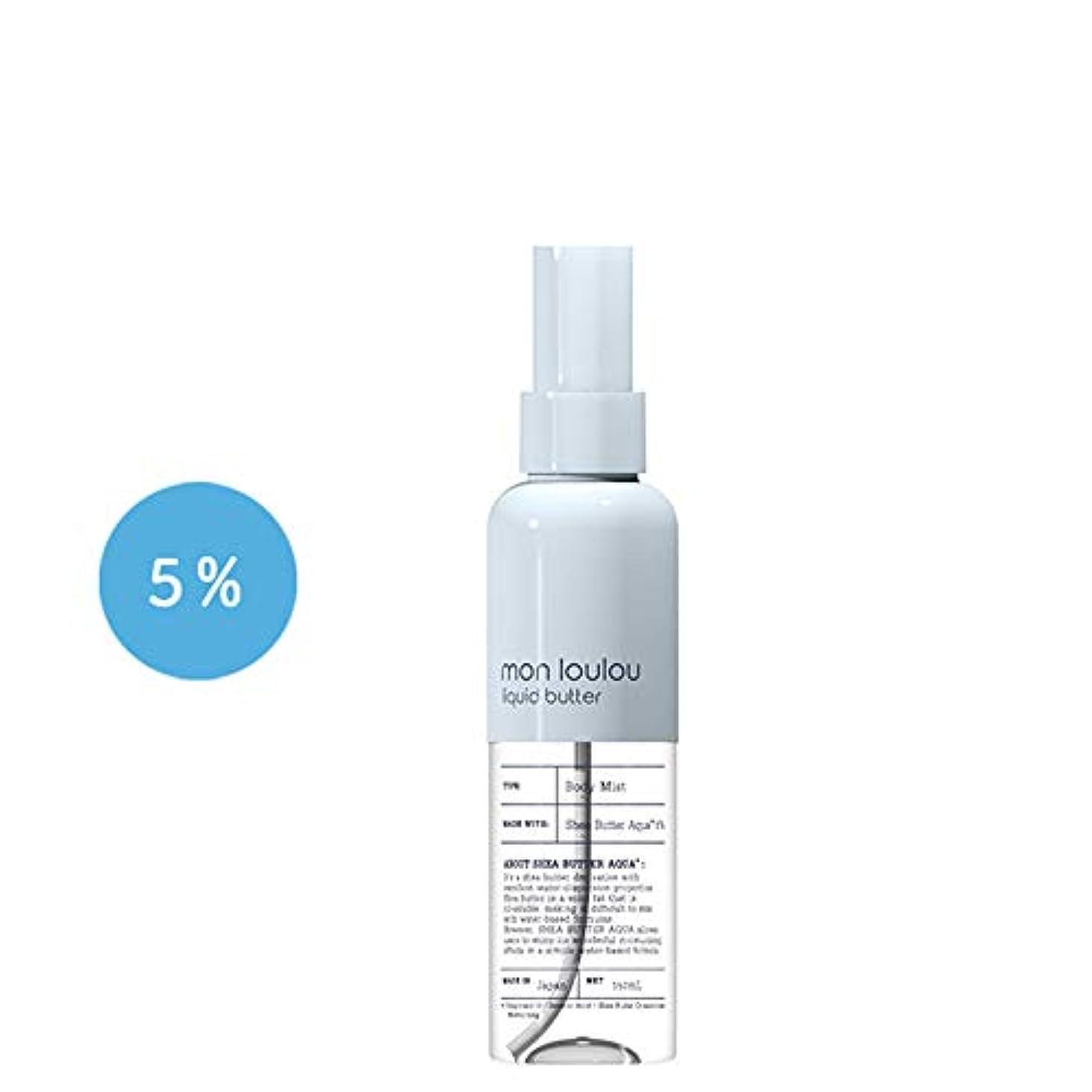 フェザーハーネス誘発するモンルル 5% ボディミスト 150mL