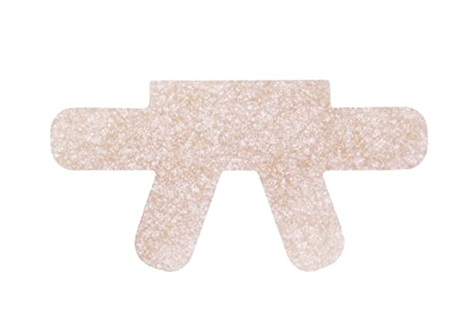 ワーカー木フェード簡単貼るだけ 巻き爪食い込みガードテープ